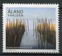 Finnland Alandinseln Finland Aland Islands Mi# 369 Postfrisch/MNH - Painting - Ålandinseln