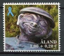 Finnland Alandinseln Finland Aland Islands Mi# 383 Postfrisch/MNH - Prostate Cancer Awarness - Ålandinseln