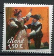 Finnland Alandinseln Finland Aland Islands Mi# 386 Postfrisch/MNH - Theatre - Ålandinseln