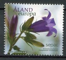 Finnland Alandinseln Finland Aland Islands Mi# 392 Postfrisch/MNH - SEPAC Flora - Ålandinseln