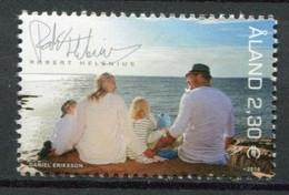 Finnland Alandinseln Finland Aland Islands Mi# 395 Postfrisch/MNH - Box Champion Robert Helenius - Ålandinseln