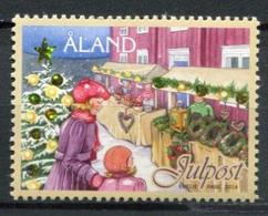 Finnland Alandinseln Finland Aland Islands Mi# 399 Postfrisch/MNH - Christmas - Ålandinseln