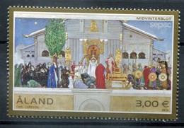 Finnland Alandinseln Finland Aland Islands Mi# 405 Postfrisch/MNH - SEPAC Religion - Ålandinseln