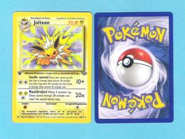 POKEMON  Jolteon   Nederlands  1995 -96 - 98   (PK 003) - Pokemon