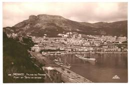 CPA-Carte Postale Monaco- Port-Tête De Chien-Palais Du Prince   VM39594 - Harbor