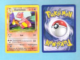 POKEMON  Charmeleon   Nederlands  1995 -96 - 98   (PK 007) - Pokemon