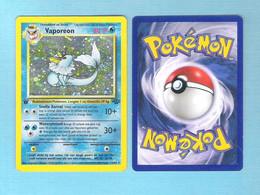 POKEMON  Vaporeon   Nederlands  1995 -96 - 98   (PK 009) - Pokemon