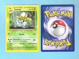 POKEMON  Ivysaur   Nederlands  1995 - 96 - 98   (PK 013) - Pokemon