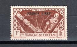 OCEANIE  N° 144  NEUF AVEC CHARNIERE COTE  8.00€    DIVINITE   VOIR DESCRIPTION - Unused Stamps