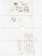 CTN74 - LAC MARS 1857 TAXE 30 - Wuerttemberg