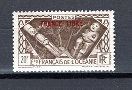 OCEANIE  N° 149   NEUF AVEC CHARNIERE COTE  75.00€    DIVINITE - Unused Stamps