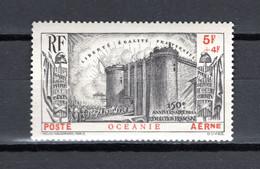 OCEANIE PA  N° 2  NEUF AVEC CHARNIERE COTE  55.00€     REVOLUTION MONUMENT - Airmail