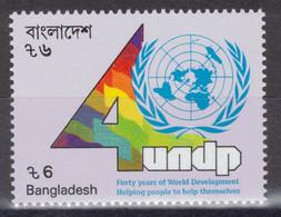 Bangladesh - YT 321 ** MNH - 1990 - 40 Years Of World Development - Bangladesh