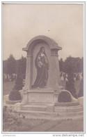MONUMENT AUX MORTS FRANCAIS ALLEMAGNE REGENSBURG CIMETIERE  MILITAIRE CARTE PHOTO - Monumenti Ai Caduti