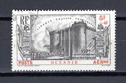 OCEANIE PA  N° 2   OBLITERE   COTE  70.00€     REVOLUTION MONUMENT - Airmail