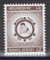 Bangladesh - YT 326 ** MNH - 1990 - Expanded Programme On Immunization - Série Courante - Bangladesh