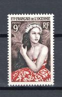 OCEANIE  N° 203   NEUF SANS CHARNIERE COTE 12.00€    FEMME - Unused Stamps