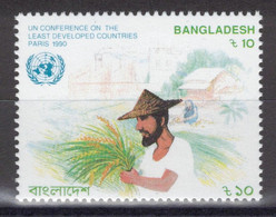 Bangladesh - YT 319 ** MNH - 1990 - UN Conference On The Least Developed Countries Paris 1990 - Bangladesh