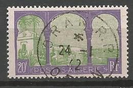 ALGERIE N° 85 CACHET ORAN RP - Used Stamps
