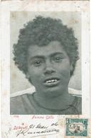 CTN74 - COTE DES SOMALIS CPA MARS 1906 - Covers & Documents