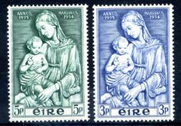 1954 IRLANDA SET MNH ** - Unused Stamps