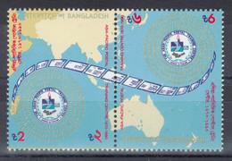 Bangladesh - YT 317-318 ** MNH - 1990 - Asia-Pacific Postal Training Centre - Bangladesh