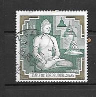 France: N°2036 Oblit, Temple De Borobudur - Gebraucht