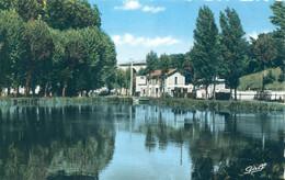 ORSAY Seine- Et- Oise Le Le Lac Vue Sur Le Viaduc  Recto Verso - Other