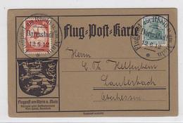 Deutsches Reich FLP-Karte - Briefe U. Dokumente