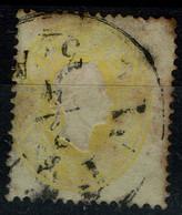 AUSTRIA  1860 KAISER FRANZ JOSEPH MI No 18 USED VF!! - Used Stamps