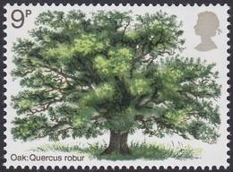 GRANDE-BRETAGNE, 1973, Flore, Arbre (Yvert 678 ) - Unused Stamps