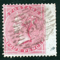 Michel No. 12 Four Pence - Used Stamps