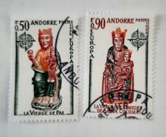 N° 237 Et 238        Europa 1974 - Gebraucht