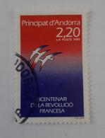 N° 376       Bicentenaire De La Révolution Française - Gebraucht