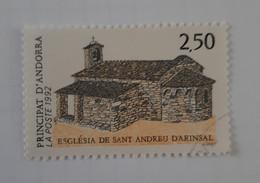 N° 415       L' église De Sant Andreu D' Arinsal - Gebraucht