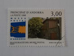 N° 510       Inauguration Du Musée Postal - Gebraucht