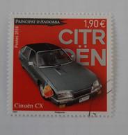 N° 822       Citroën CX - Gebraucht