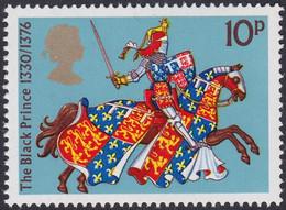 GRANDE-BRETAGNE, 1974, Chevalerie Médiévale (Yvert 732 ) - Unused Stamps