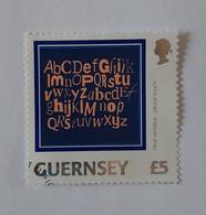 N° 993       Lettres De L' Alphabet  -  Oblitéré - Guernsey