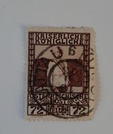 N° 118       72 H  -  François-Joseph 1er - Used Stamps