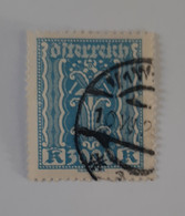 N° 321       3000 K  Bleu Clair  -  Symbole - Used Stamps