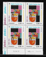 FRANCE  ( FCD22 - 195 )  2021  N° YVERT ET TELLIER  N° 5492   N** - 2010-....
