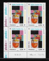FRANCE  ( FCD22 - 196 )  2021  N° YVERT ET TELLIER  N° 5492   N** - 2010-....