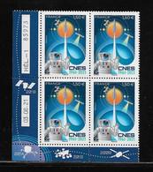 FRANCE  ( FCD22 - 204 )  2021  CNES 1961/2021    N** - 2010-....
