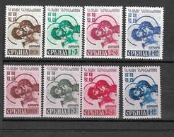 Dt. Bes. Serbien - Selt./postfr. Div. Serien Aus 1941/42! - Besetzungen 1938-45