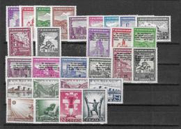 Dt. Bes. Serbien - Selt./postfr. Div. Serien Aus 1941/43! - Besetzungen 1938-45