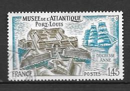 France: N°1913 Oblit Port Louis (Morbihan) - Gebraucht