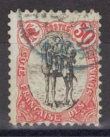 Côte Des Somalis - YT 46 Oblitéré - 1902 - Used Stamps