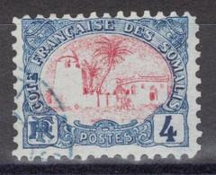 Côte Des Somalis - YT 39 Oblitéré - 1902 - Used Stamps