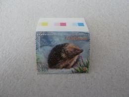 Hérisson - Animaux Des Bois - Faune - 3f. (0.46€) - Multicolore - Neuf Sans Charnière - Année 2001 - - Gebraucht